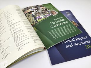 Annual Report Design - RDS