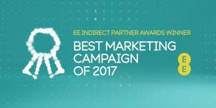 SIM Local - Winner of the Best Marketing Campaign 2017