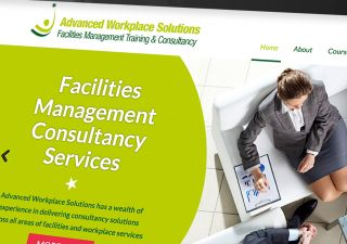 Responsive Website Design - Advanced Workplace Solutions