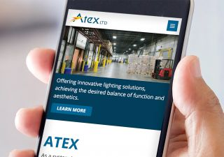 Responsive Website Design - Atex