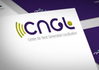 Brand Identity Design - CNGL (Centre for Next Generaltion Localisation)