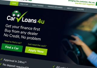 Responsive Website Design - CarLoans4u