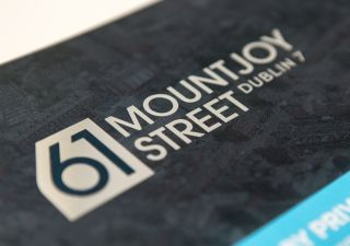 Logo Design - 61 Mountjoy Street